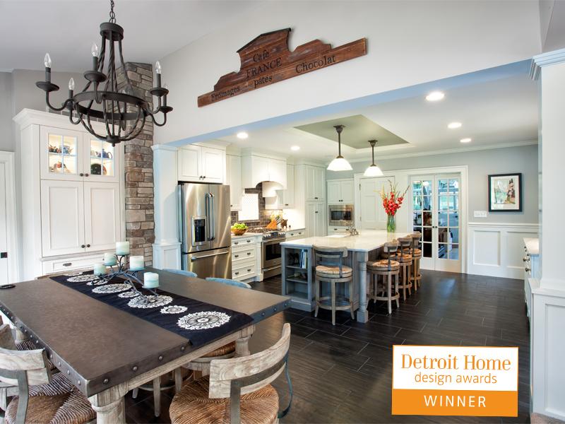 Kitchen Designs. Portfolio U003e Beautiful Kitchens U003e Historical Home Kitchen  Renovation   Detroit Home Design Award Winner