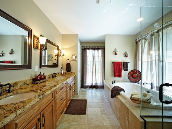 Bathroom Designs Portfolio | Milford MI | MJ Whelan ...