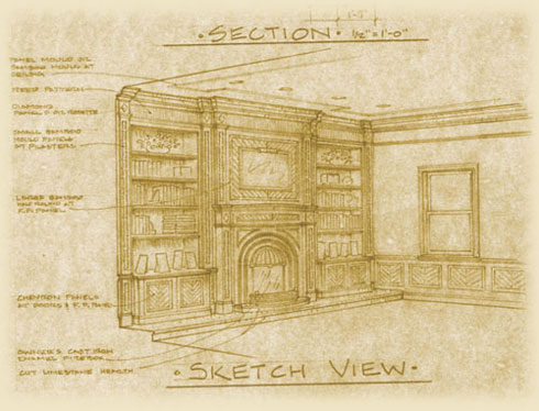 Custom Wall Unit
